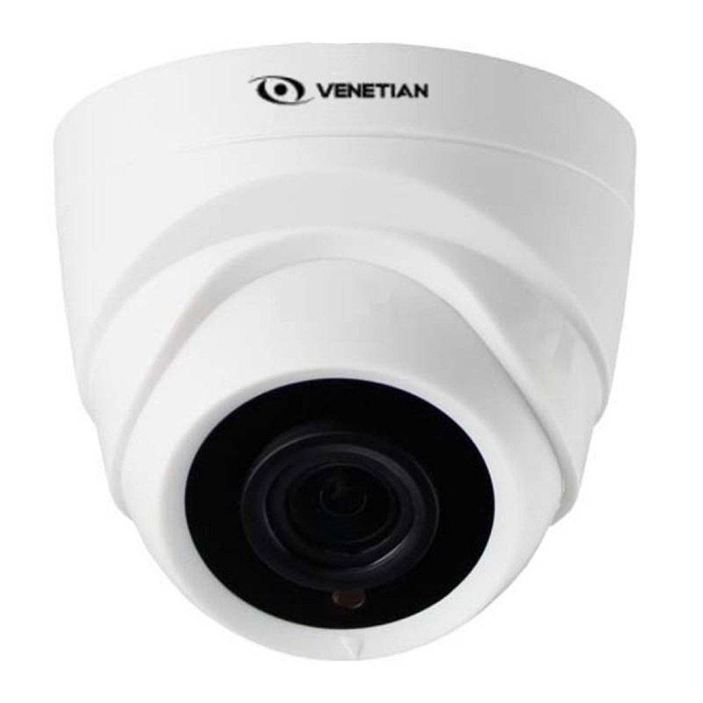 Câmera Venetian Dome Full HD IR 20m 3.6mm AHD HD 52225