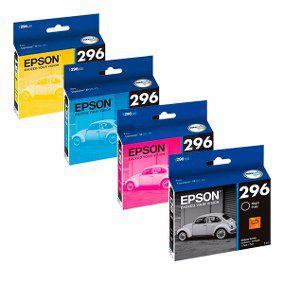 Cartucho De Tinta Epson T296320 Magenta P/xp231/xp431