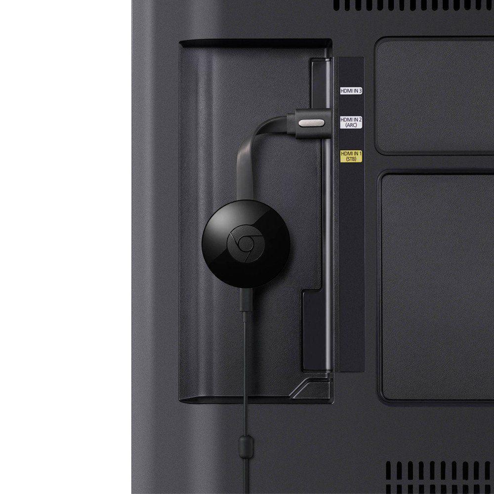 Chromecast Google 3.0 Hdmi Smart Tv Streaming