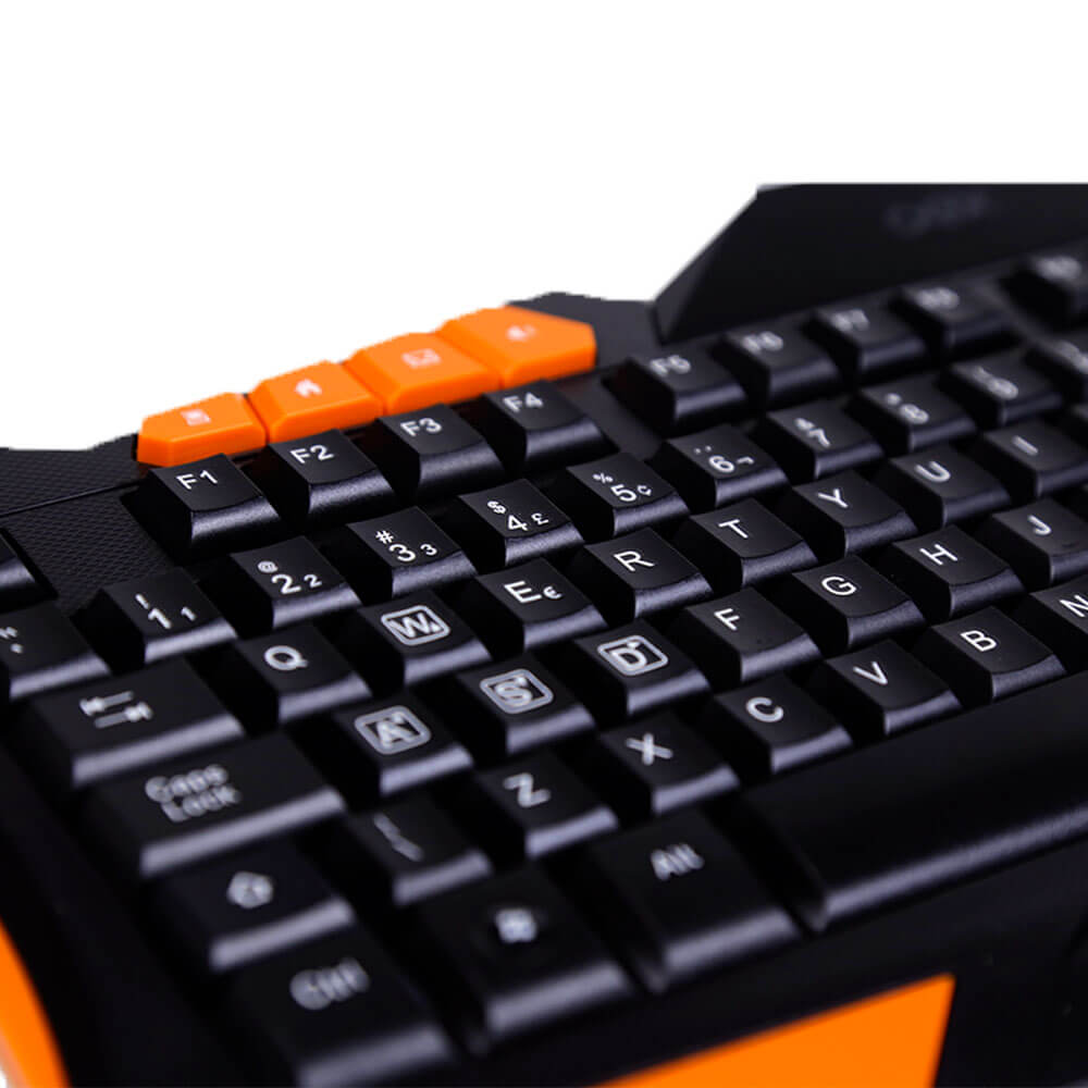 Combo Gamer Teclado e Mouse OEX Gear TM301