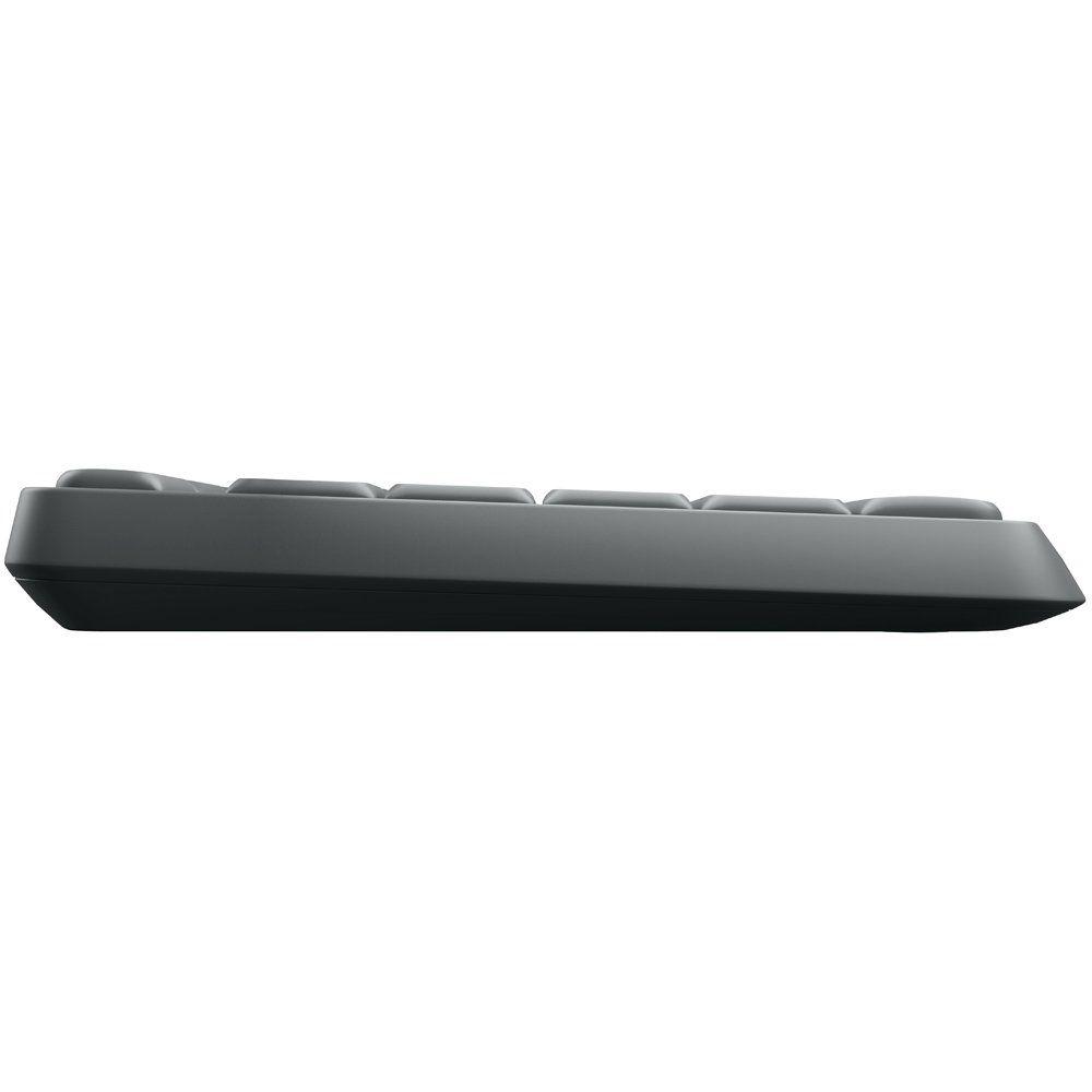 Combo Wireless Teclado e Mouse Logitech MK235 Preto