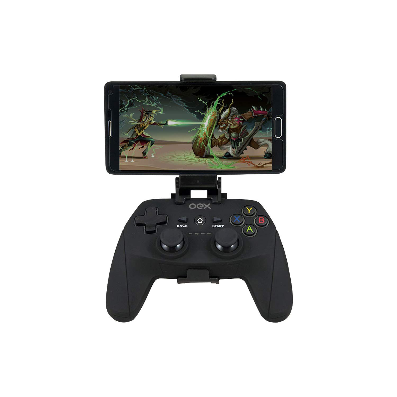 Controle Gamepad OEX GD100 Origin Preto
