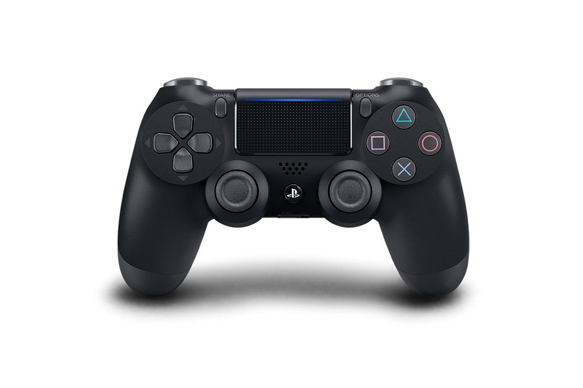 Controle PS4 SONY Jet Black CUH-ZCT2U