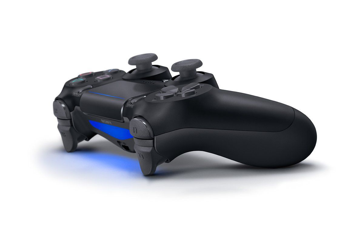 Controle PS4 SONY Jet Black CUH-ZCT2U