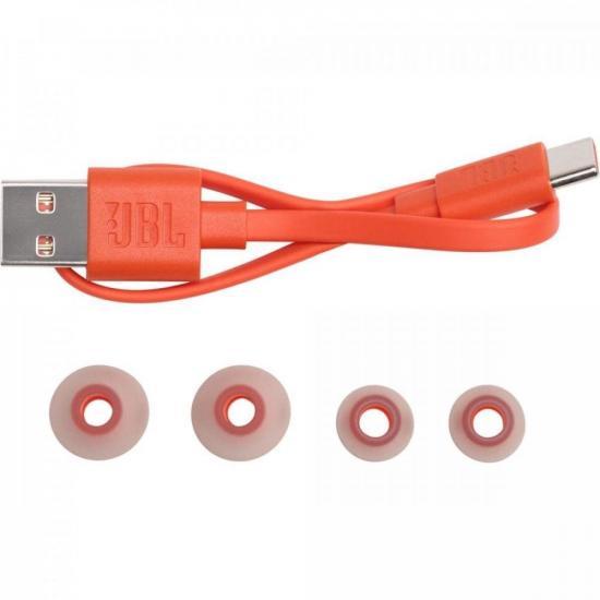 Fone de Ouvido Bluetooth Tune 125TWS Branco JBL