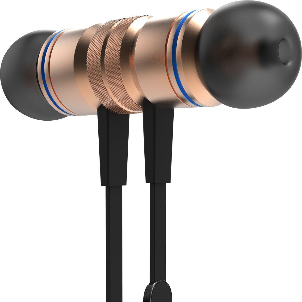 Fone de Ouvido Kimaster HI-FI c/ Microfone e  Controle de Volume  K700