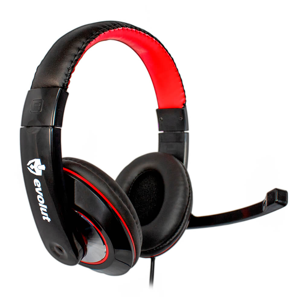 Fone Headset Gamer Evolut Thardus EG302 PC PS4 XBOX