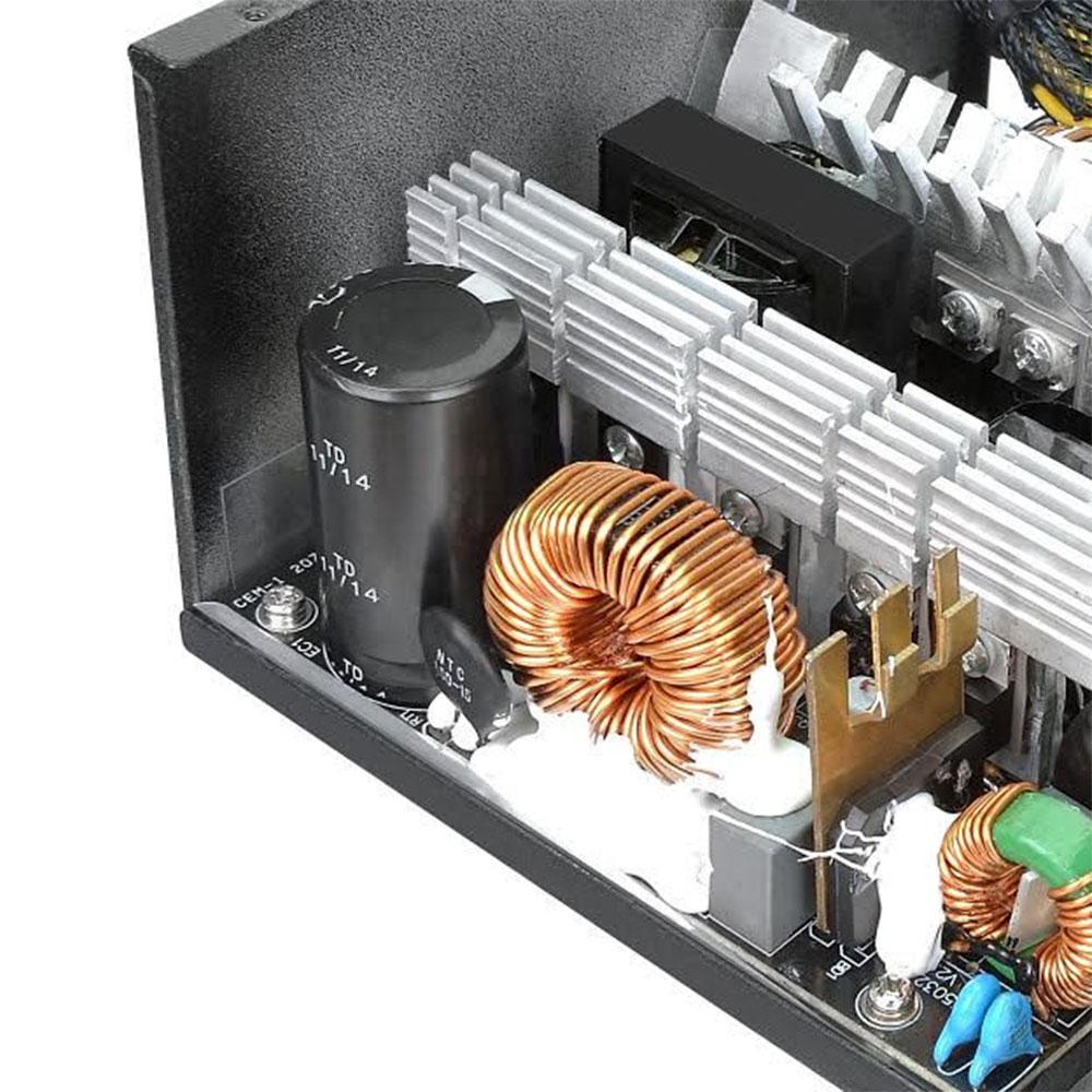 Fonte de Alimentação Atx Thermaltake 600w TT Smart Pfc 80+