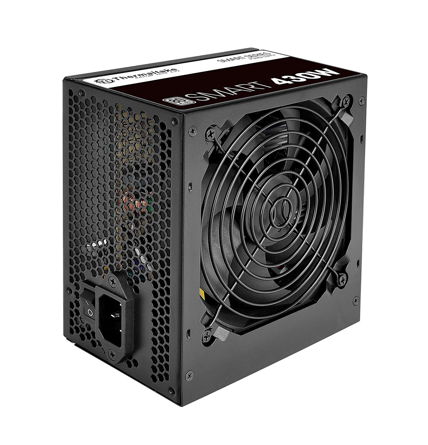 Fonte Thermaltake 430W TT SMART ATX2.3/A-PFC 80+ PS-SPD-0430NPCWUS-W