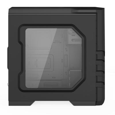 Gabinete Gamer Gamemax G530B Full Window Azul
