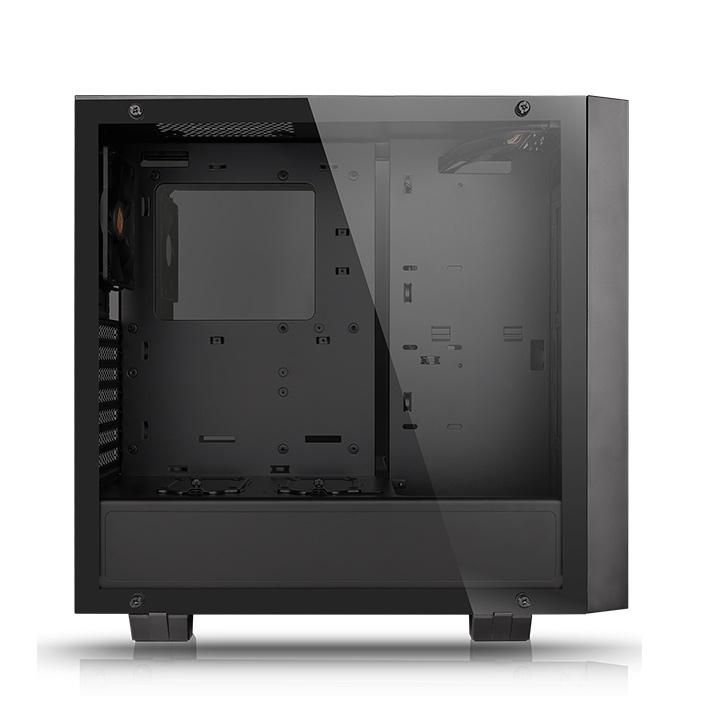 Gabinete Thermaltake Core G21 Tempered Glass Edition