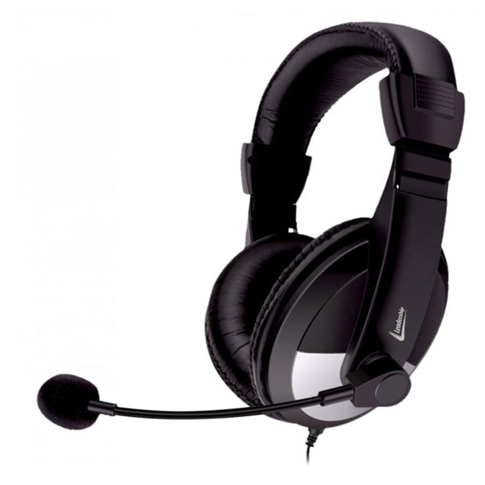 Headphone Leadership c/ Microffone Comfort 1745