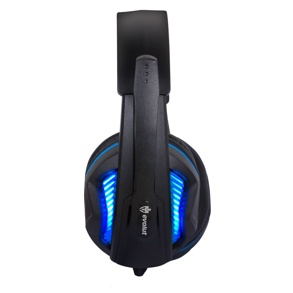 Headset Gamer Evolut Thoth EG-305 Azul
