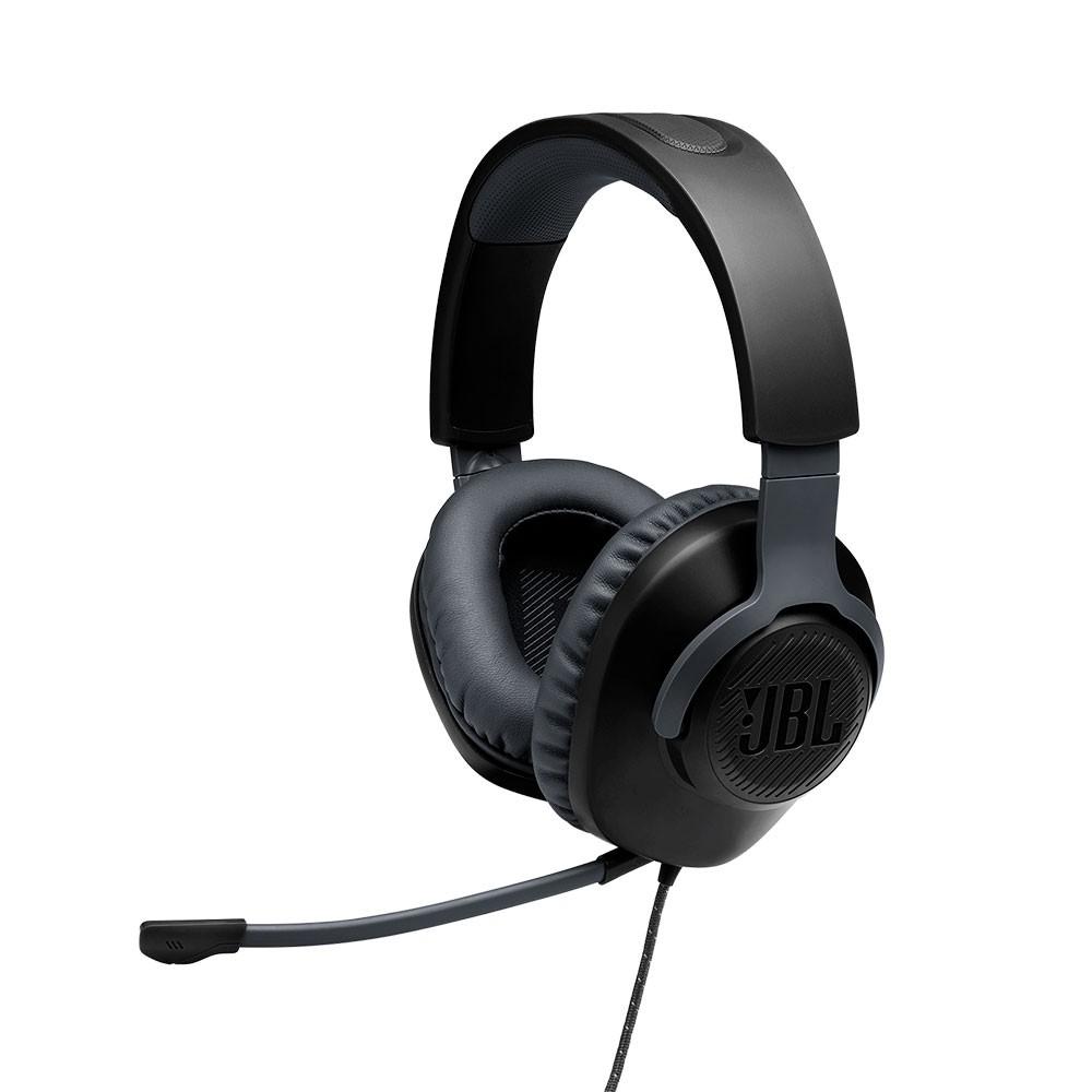 Headset Gamer JBL Quantum 100 Preto