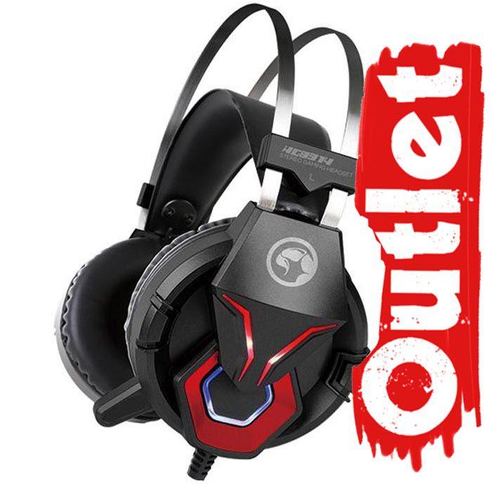 Headset Gamer Marvo OUTLET Scorpion HG8914 Preto