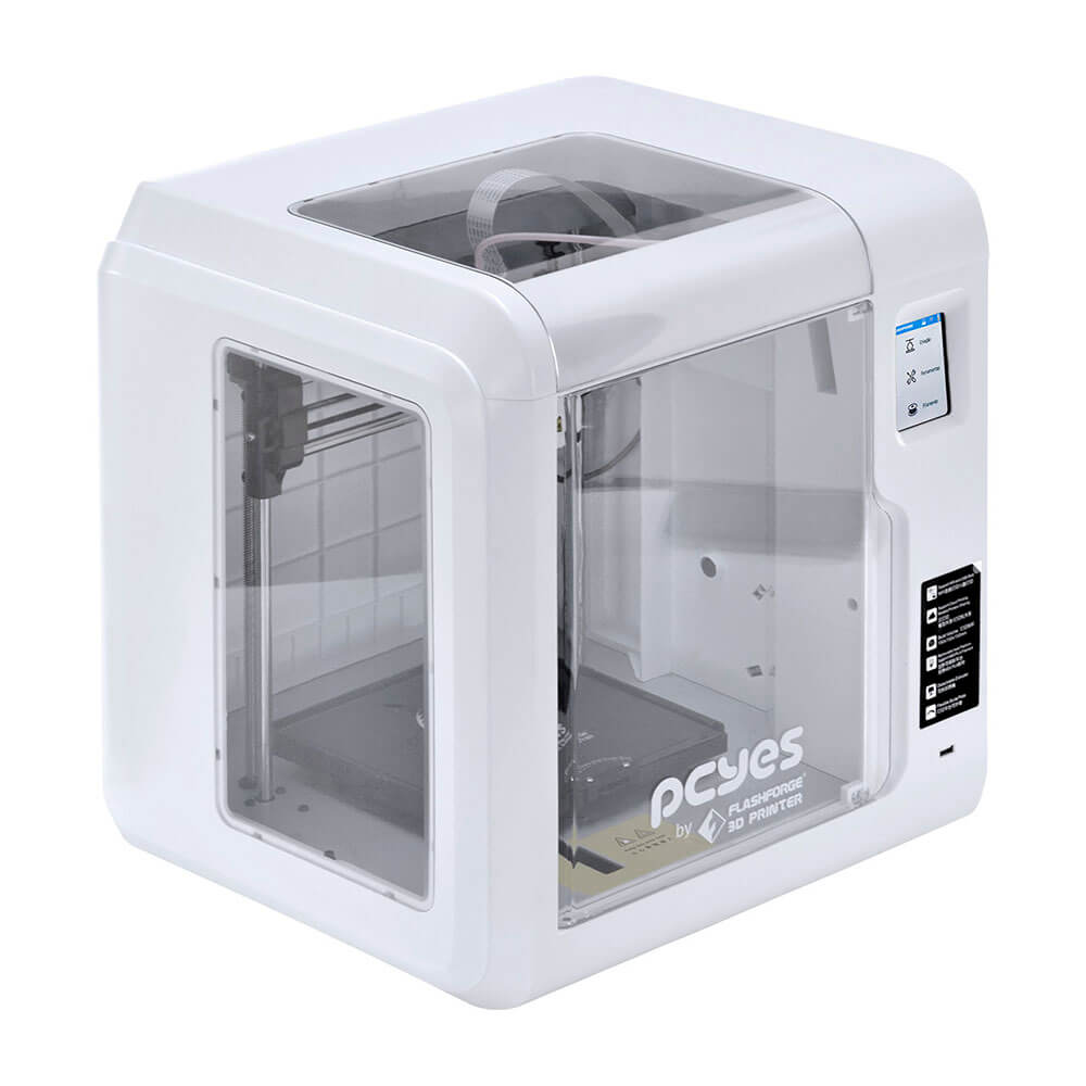Impressora 3D PCYes FABER-S Touchscreen wifi
