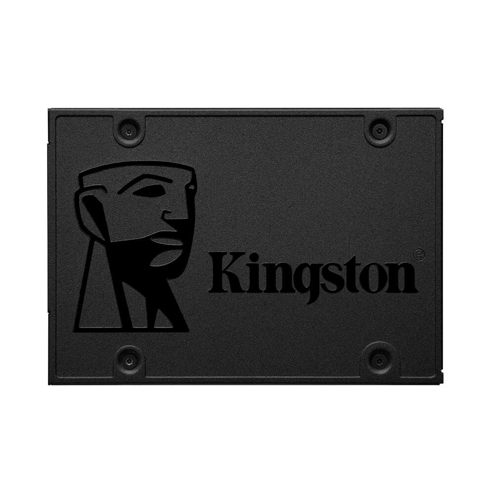 Kit SSD Kingston 240GB A400 + Memória Evolut X-Gamer DDR4 8GB 2666MHz