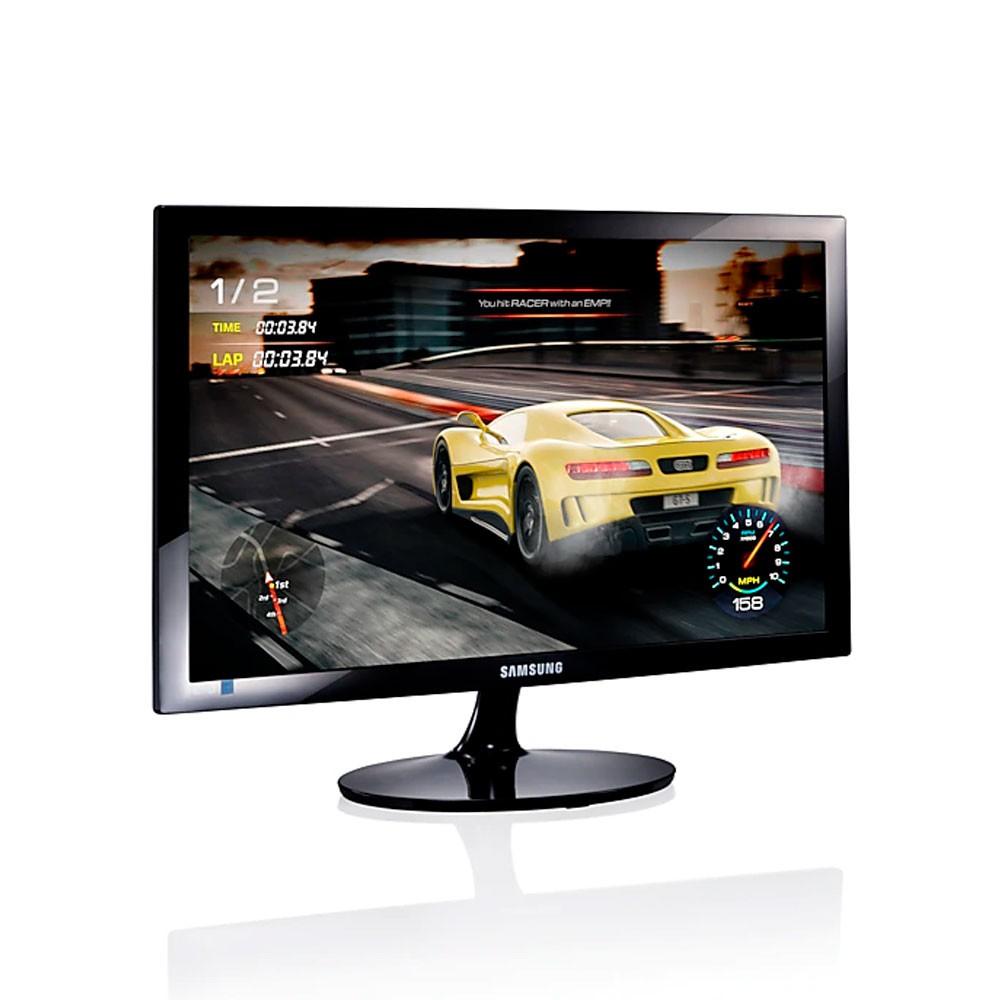 "Monitor Gamer Full HD LED Samsung 24"" 1MS 75HZ HDMI S24D332"