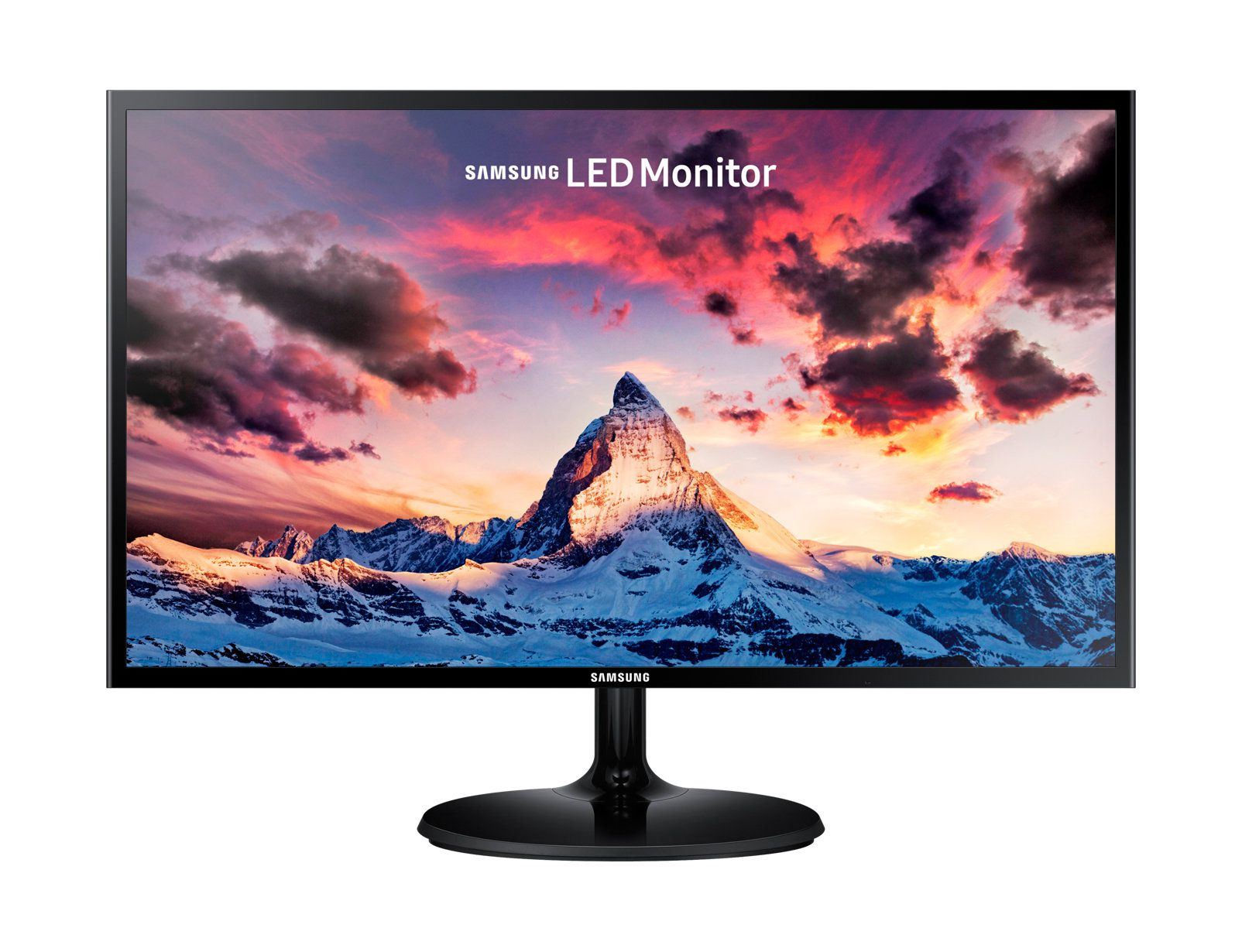 Monitor Led Samsung LS24F350FHLXZX 24 HDMI PRETO