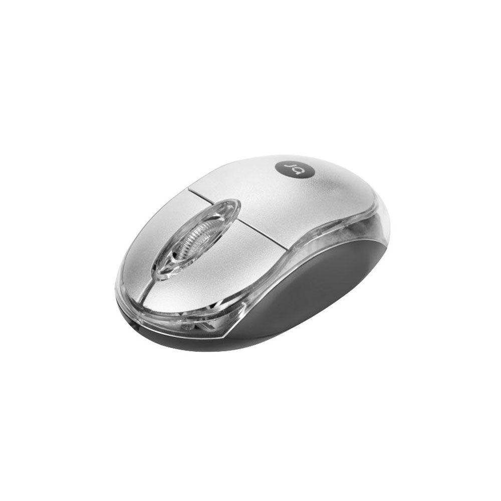 Mouse Bright Usb Espanha Prata 0107
