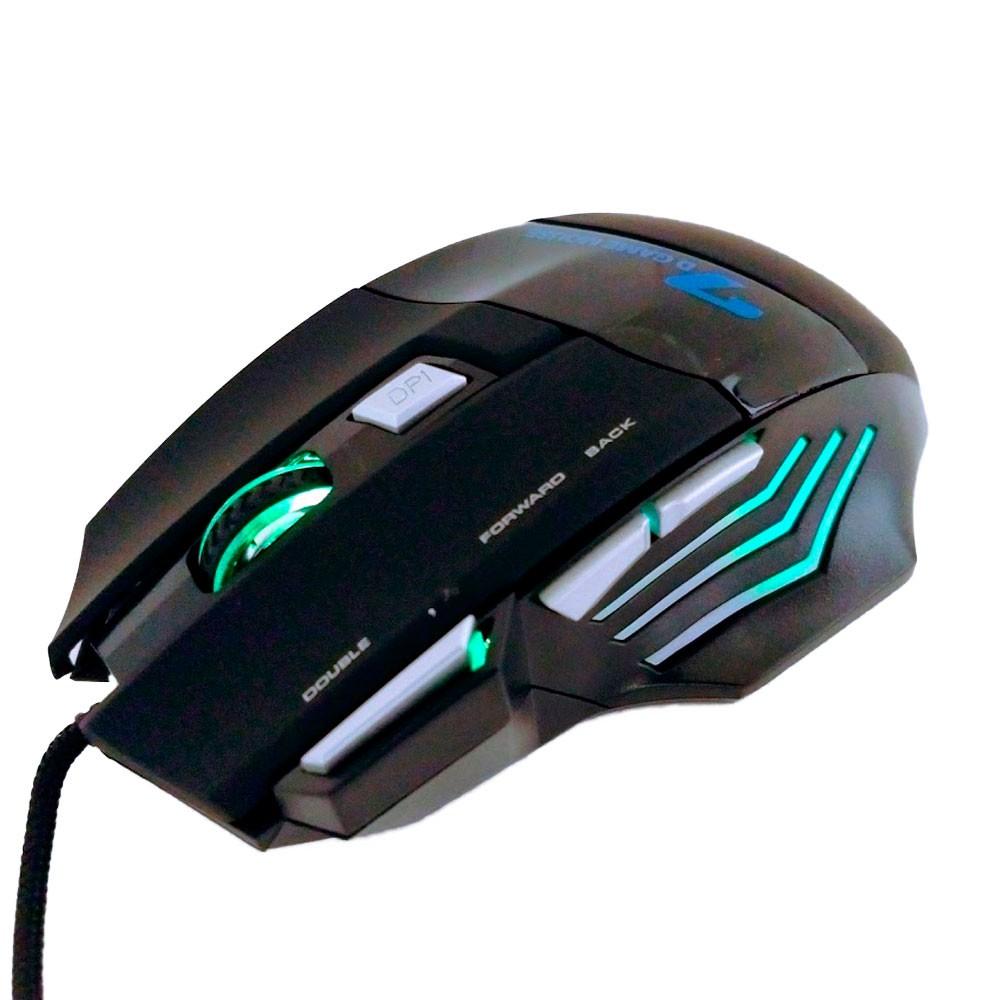 Mouse Gamer Hayom 7D MU2909 LED