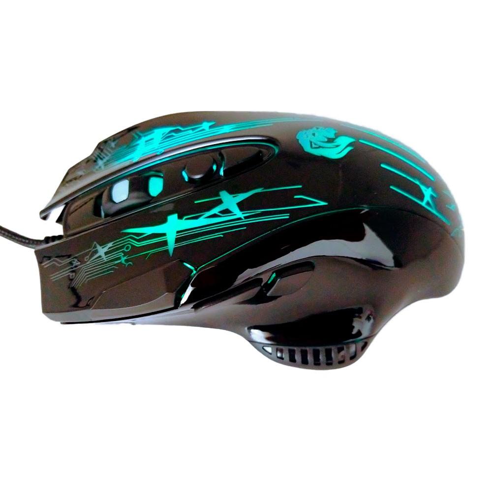 Mouse Gamer Hayom MU2905 LED