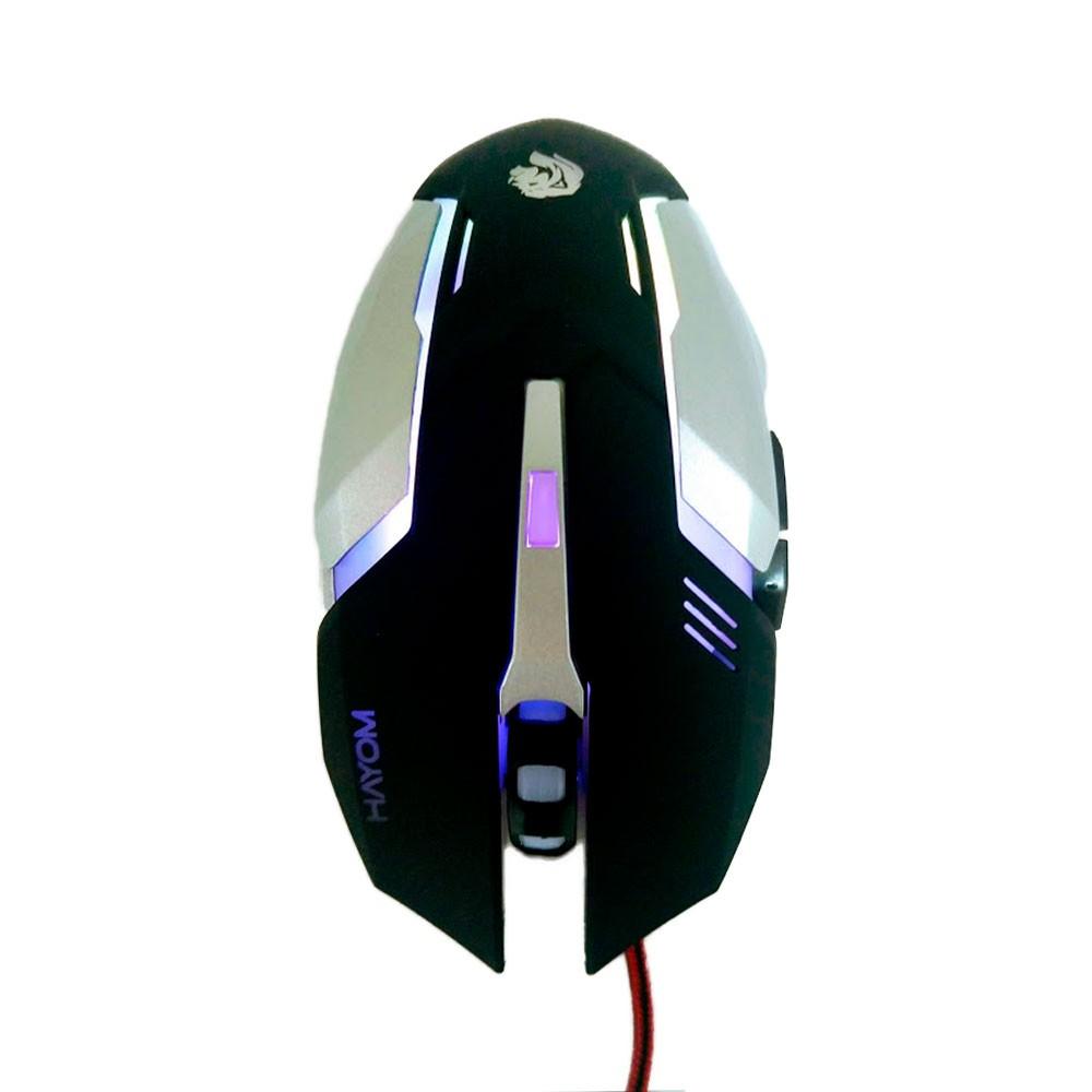 Mouse Gamer Hayom MU2906 LED