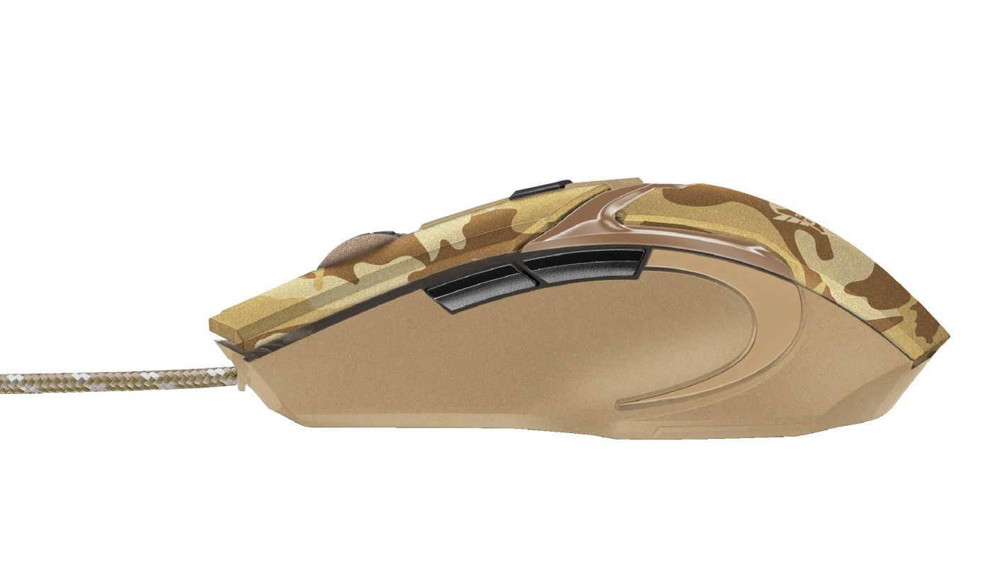 Mouse Gaming Trust GXT 101D GAV MSE