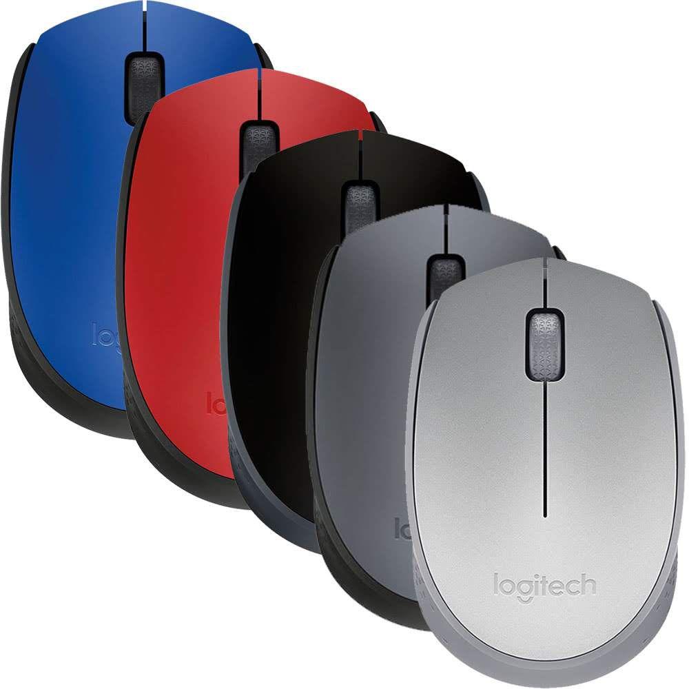 Mouse Logitech Wireless M170