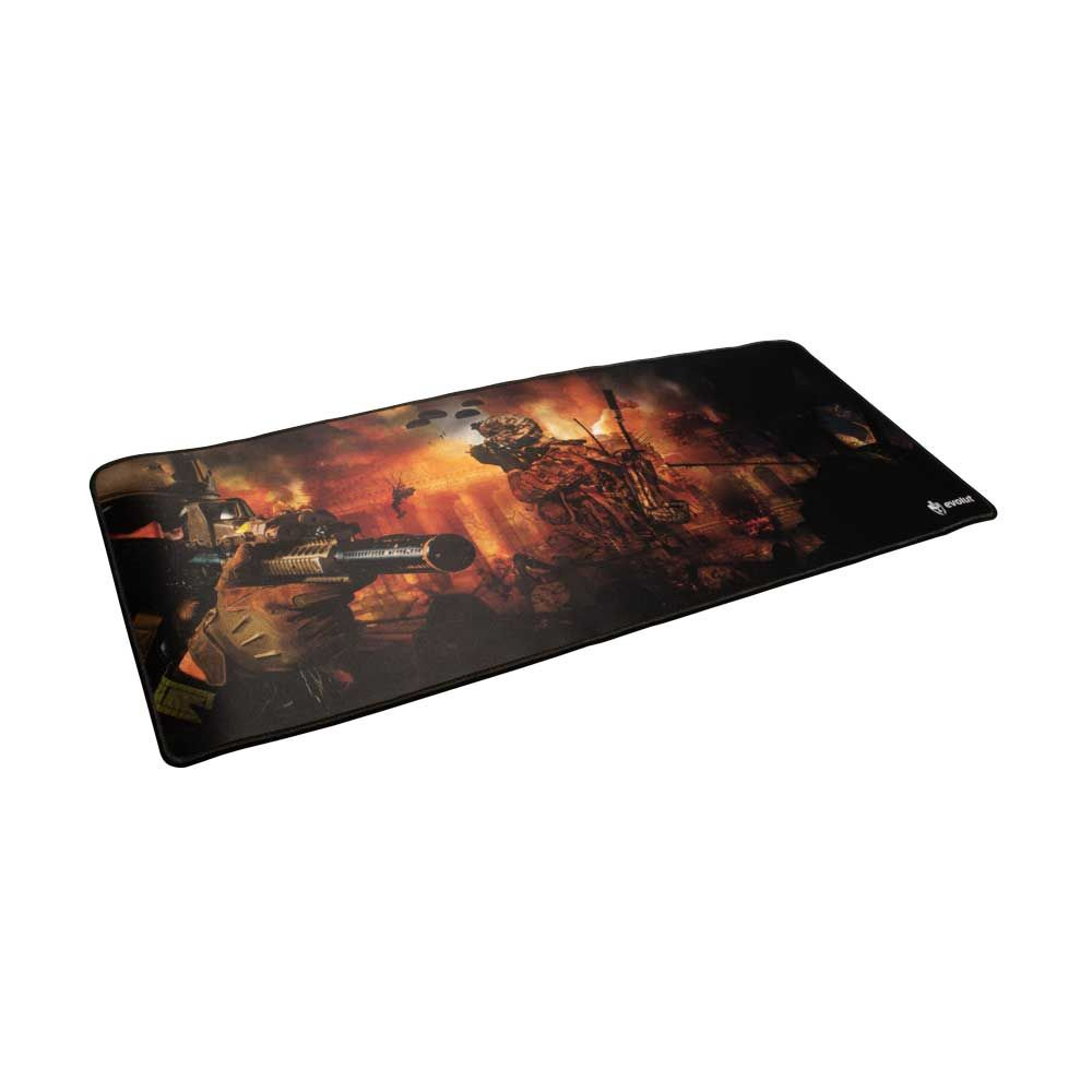 Mouse pad Gamer Evolut EG-402 RED 700X300X2MM/HV-MP861