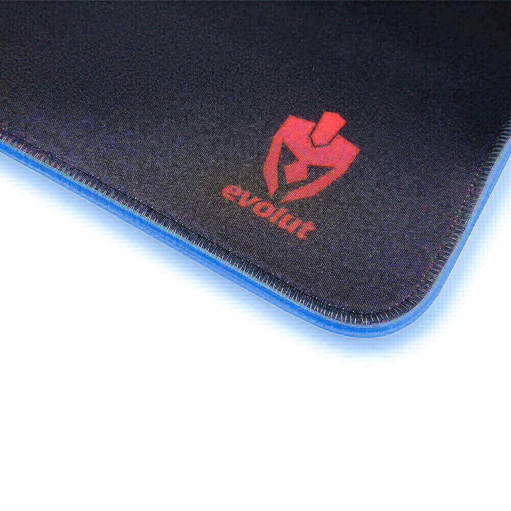 Mouse pad Gamer Evolut RGB EG410 Preto