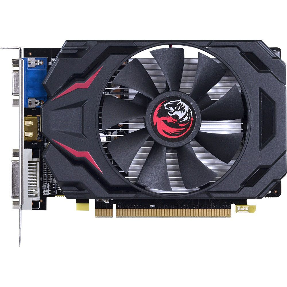 Placa de Video AMD PcYes Radeon HD 6570 4GB DDR5 128 Bits