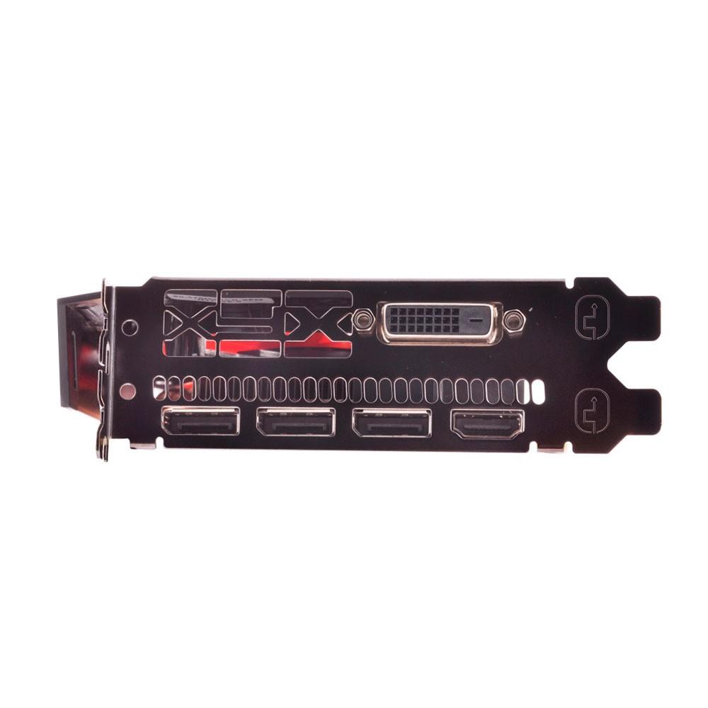 Placa de Video XFX AMD Radeon RX 570 4GB 256Bit RX-570P4DFD6