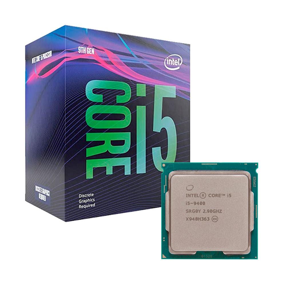 Processador Intel Core i5-9400F 2.90Ghz 9MB BX80684I59400F