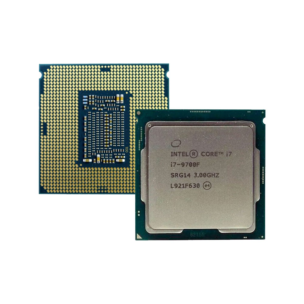Processador Intel Core i7-9700F 3.00Ghz 12MB BX80684I79700F