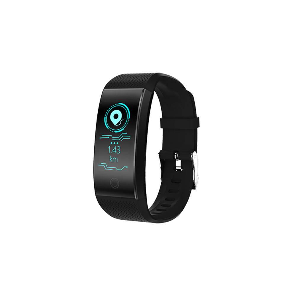 Pulseira Smartwatch OEX Expert PS200 Preto Conexão Bluetooth 4