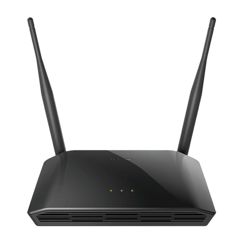 Roteador D-link Dir-615 Wireless 300mbps 4 Portas