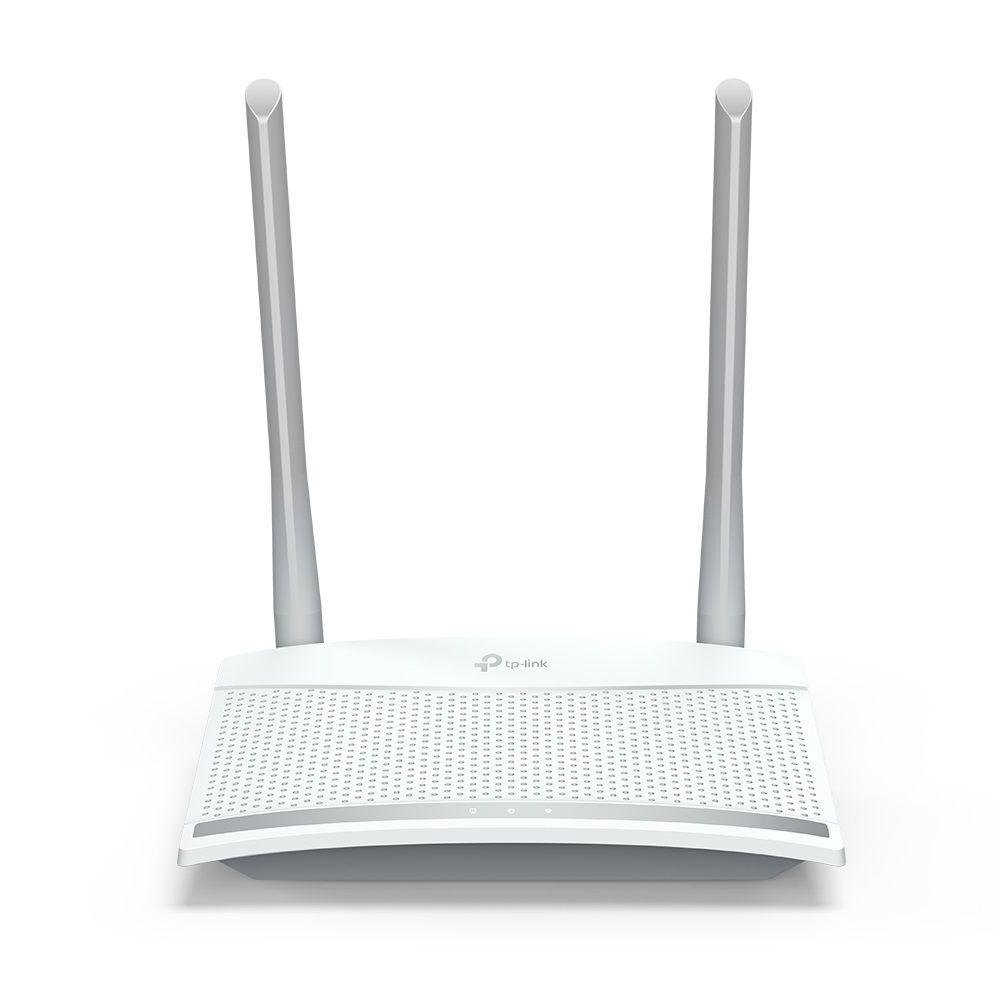 Roteador TP-Link 300Mbps TL-WR820N Wireless IPV6 5dbi