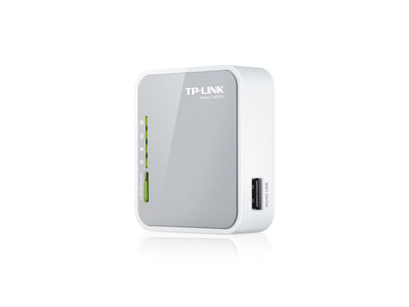 Roteador Tp-link Tl-mr3020 3g/4g Wireless