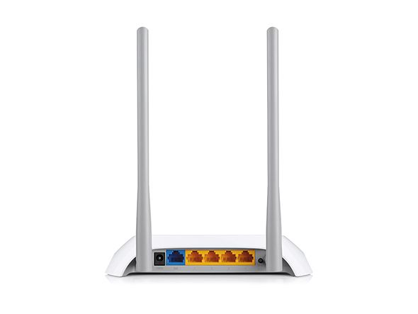 Roteador Tp-link Tl-wr840n Wireless 300mbps 4 Port