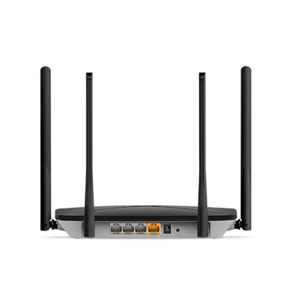Roteador Wireless Mercusys AC1200 Gigabit Dual Band AC12G