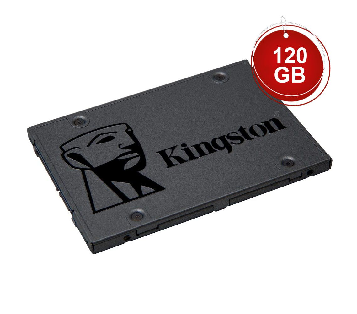 "SSD Kingston 120GB Sata III 2,5"" SA400S37/120G"