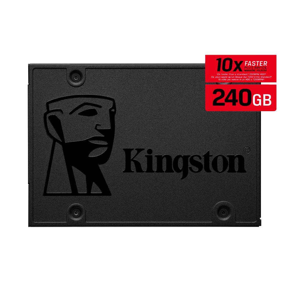 """SSD Kingston 240gb A400 Sata III 2,5"""" SA400S37/240G"""