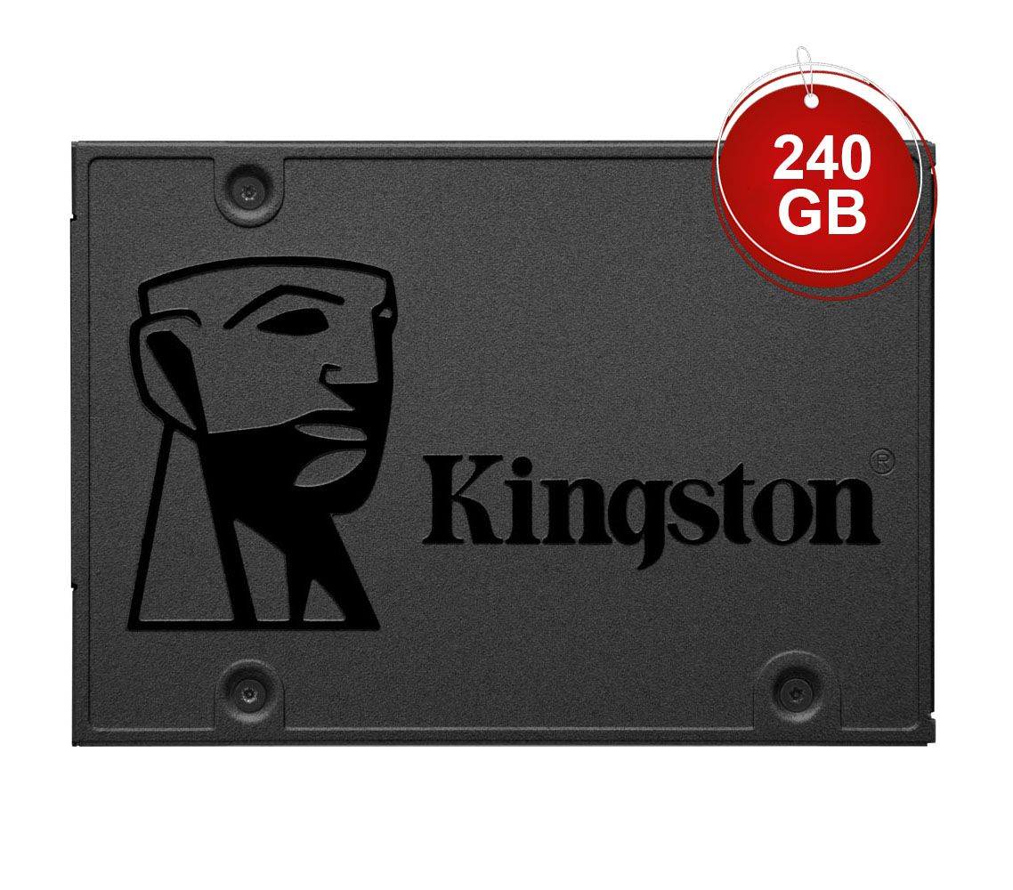 "SSD Kingston 240gb Sata III 2,5"" SA400S37/240G"