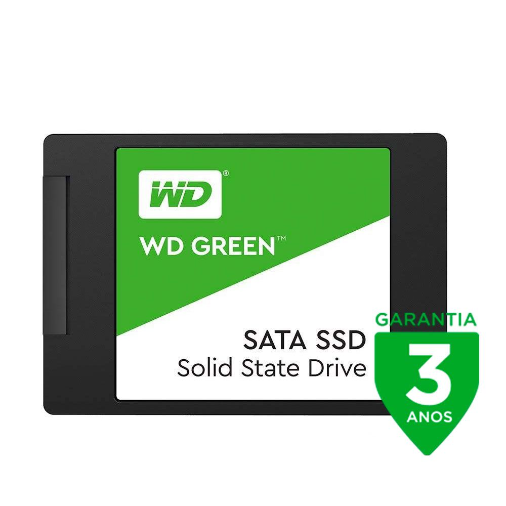 SSD WD 120GB Green Sata3 2,5 7MM WDS120G2G0A