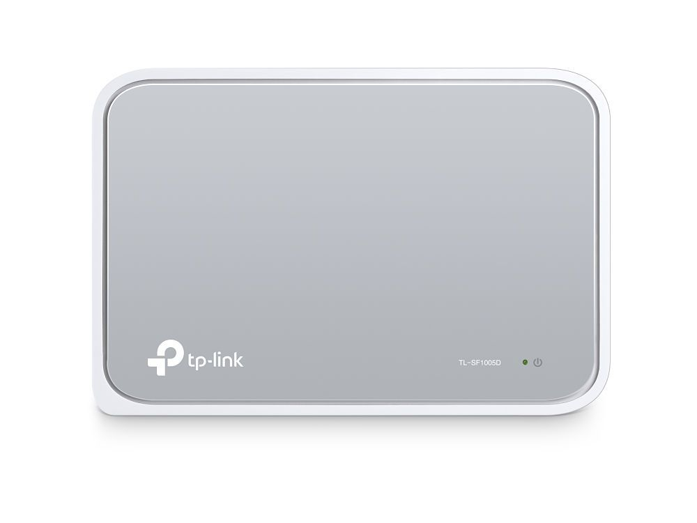 Switch 5 Portas Tp-link 10/100mbps Tl-sf1005d