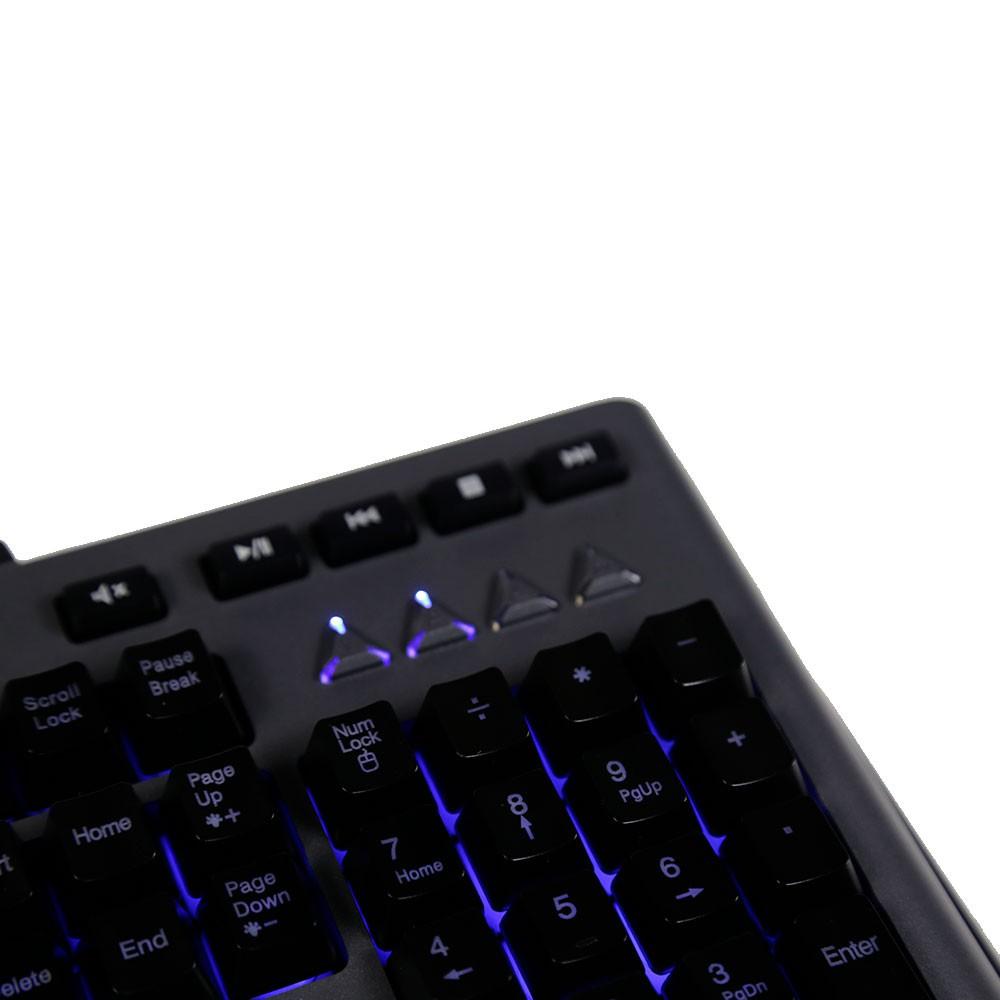 Teclado Gamer OEX Blade Backlight USB TM203