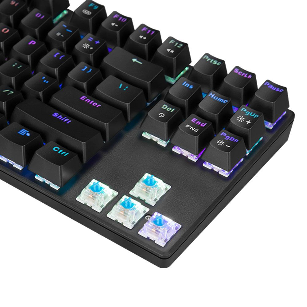 Teclado MARVO OUTLET Mecanico Gamer Scorpion KG914G RGB