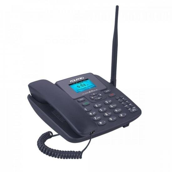 Telefone Celular de Mesa Wi-Fi 4G CA-42SE AQUÁRIO