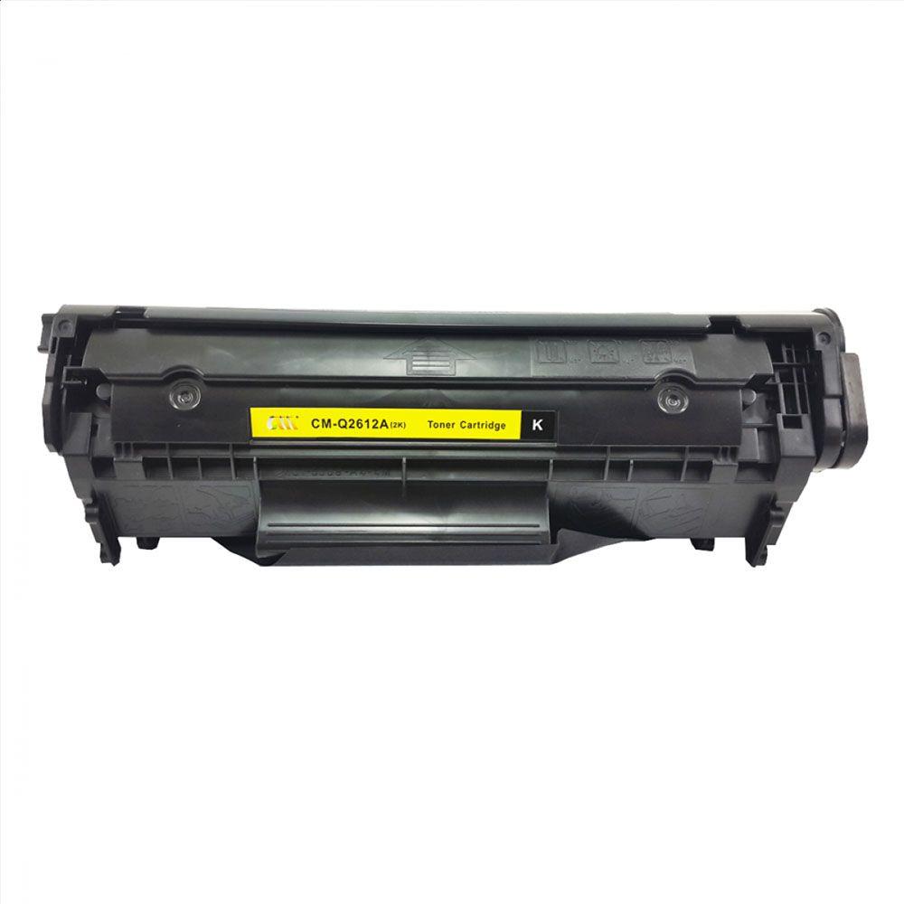 Toner Compatível HP Q2612A 12A HP1010 HP1012 HP1015 HP1020
